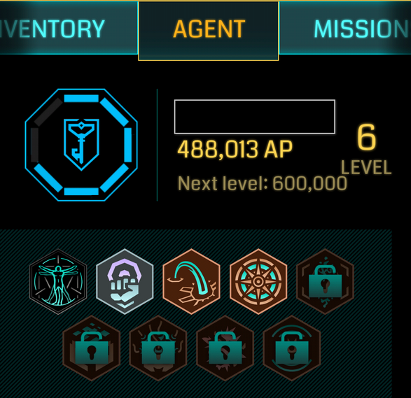 ingress badges screenshot