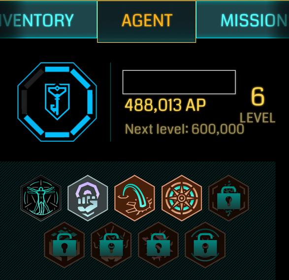 ingress badges screenshot