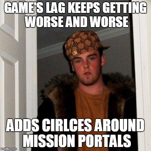 scumbag steve ingress